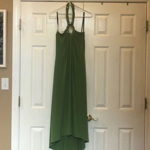 Laundry Halter Dress